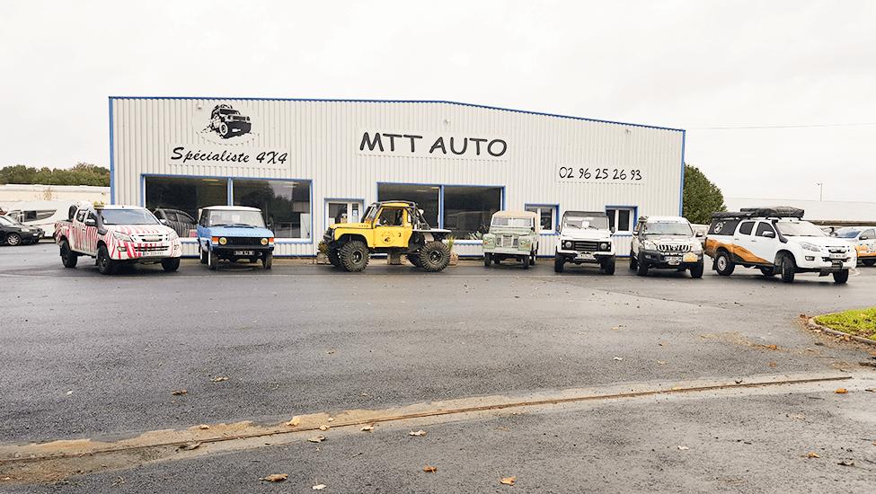 garage MTT Auto 4x4