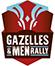 Gazelles & men Rallye-logo