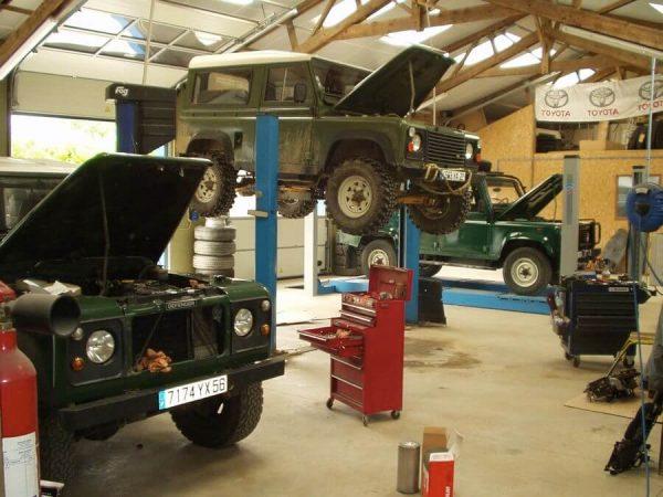 atelier garage MTT auto 4x4
